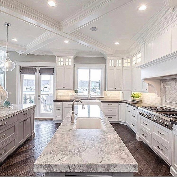 Awesome Luxury Dream Kitchen Design Ideas 39 - Crunchhome | Home .