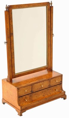 Antique Dressing Table Mirror, 1800s for sale at Pamo