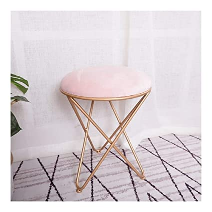 MJIA Beauty Stool Restaurant Stool Shoes Stool Dressing Chair Home .