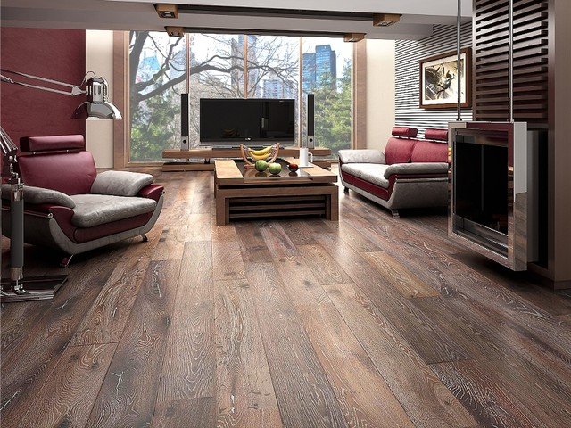 When to Use Engineered Wood Floo