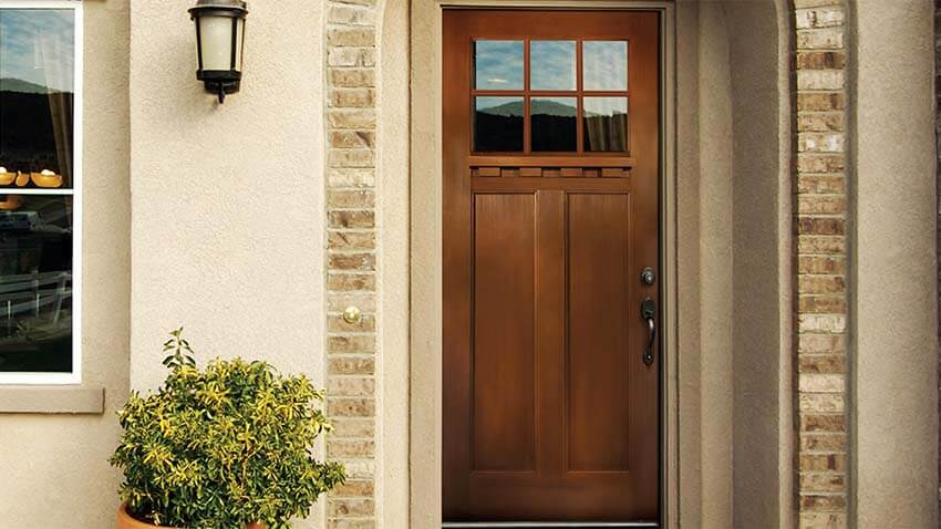 Quality Exterior Home Entry Doors in Arizona - Energy Shie