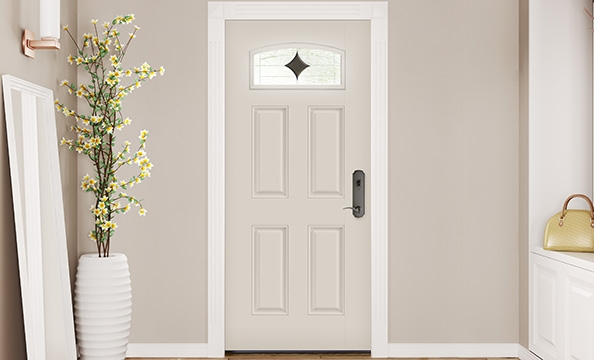 Fiberglass & Steel Entry Doors | Pel