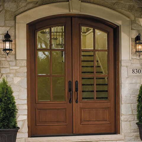 Replacement Front Entry Doors - Pella Reta
