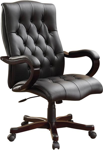 Leather Executive Chairs | Executive Office Furniture | High Back .