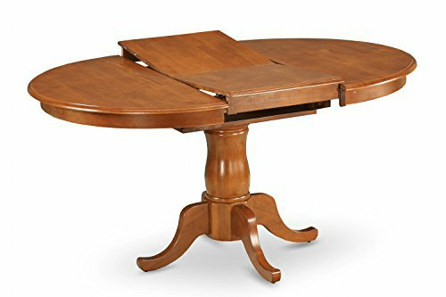 EXPANDABLE DINING TABLE FOR SMALL SPACES -THE BEST FOR THE HOME .