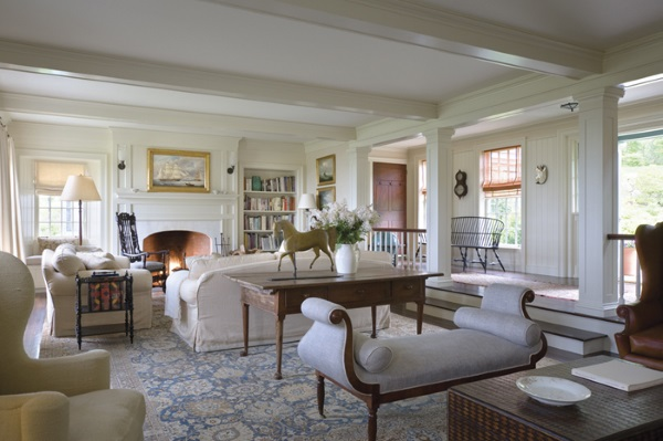 31 Tips to Make a Large Room Stylish and Cozy with Large Ru