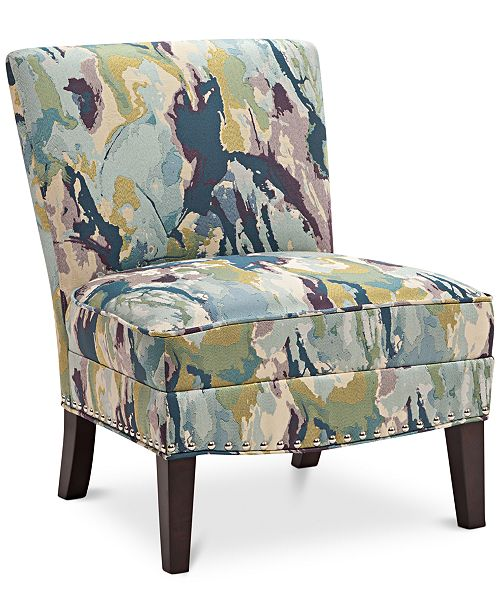 Furniture Coryn Fabric Accent Chair & Reviews - Chairs - Furniture .