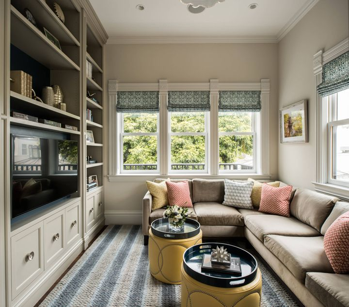 Artistic Designs for Living | Cozy family rooms, Living room .