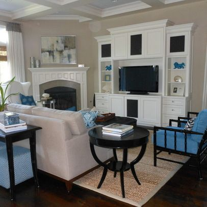 Family Room Design Inspiration, Pictures, Remodels and Decor .