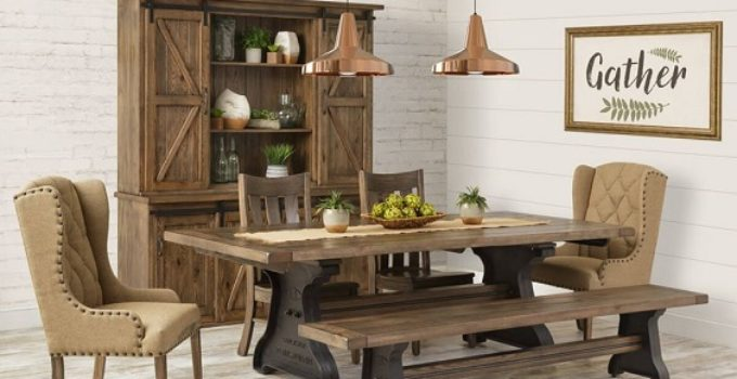Tips for Achieving the Perfect Rustic Farmhouse Look in Your .