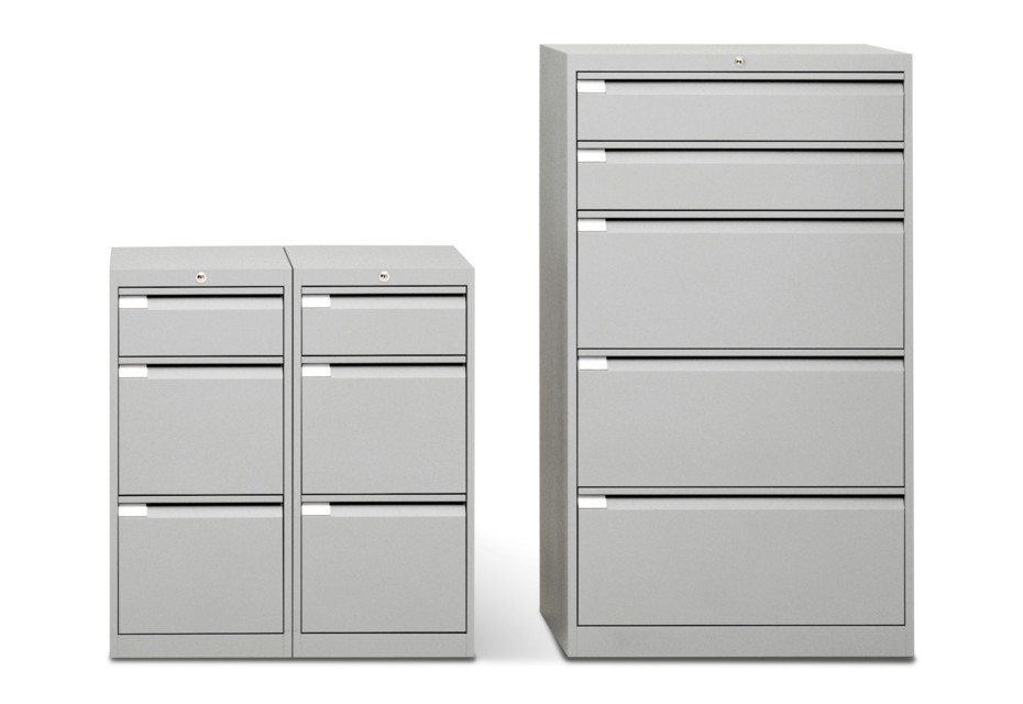 LO Storage filing cabinets by Lista Office LO | STYLEPA