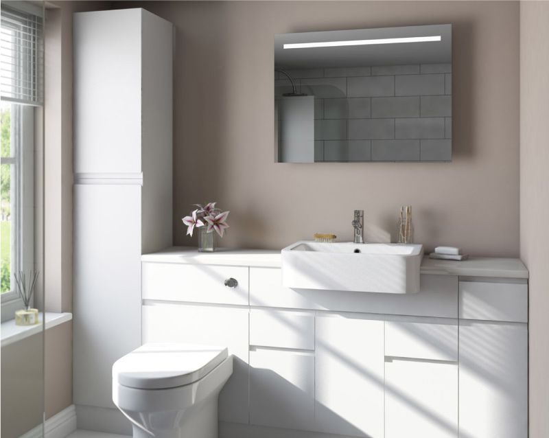 Fitted bathroom furniture buying guide   Fitted bathroom furniture .