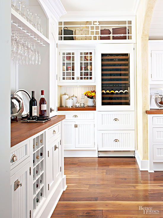 Fitted vs. Unfitted Kitchen Design | Better Homes & Garde