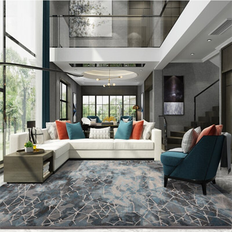 Rugs and Carpets for Living Room Home Area Rug for Bedroom 3D .