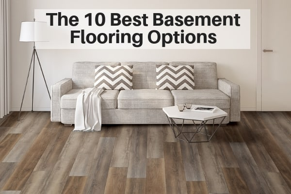 The 10 Best Basement Flooring Options | The Flooring Gi