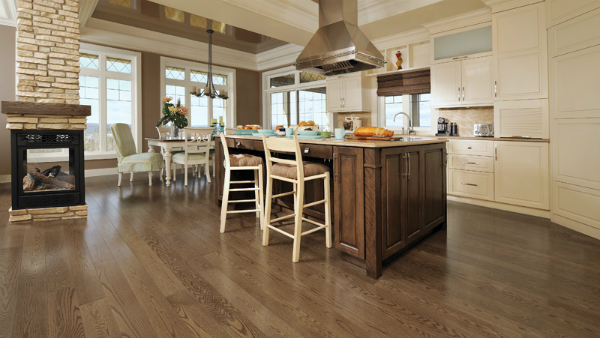 Beautiful Wood Flooring Options - Town & Country Livi