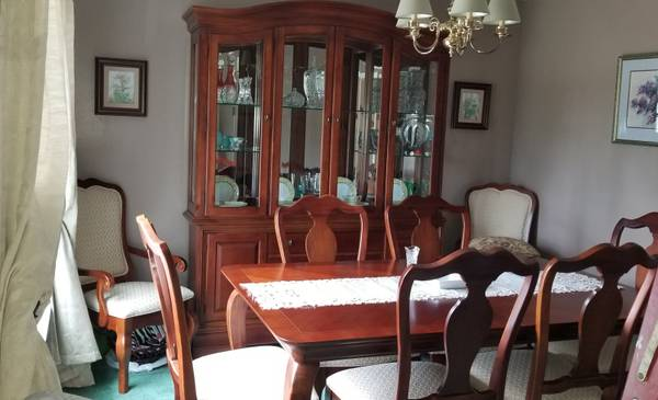 Formal dining room Impressions by Thomasville - $2850 (Wilmington .