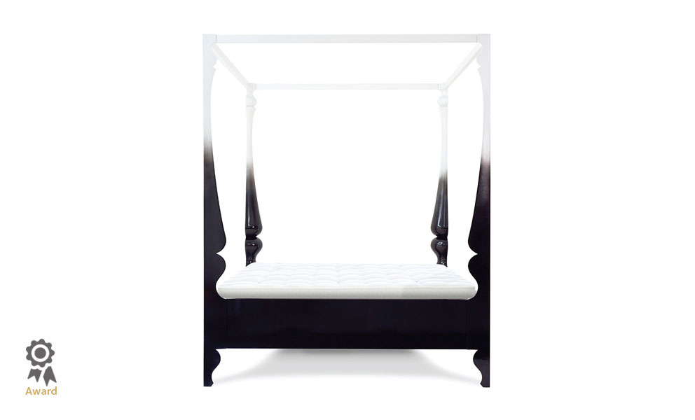 Louis Four Poster Bed - Bedroom - Products - Reeves Desi