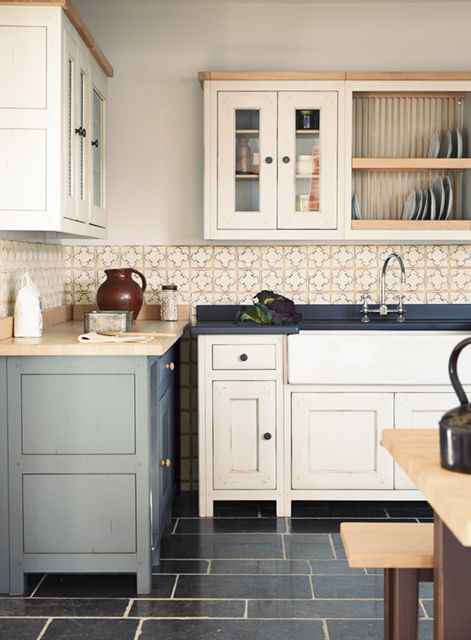 Stylish Free Standing Kitchen Cabinets with Countertops   Free .