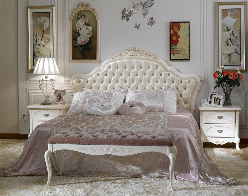 15 Gorgeous French Bedroom Design Ideas | Country bedroom .