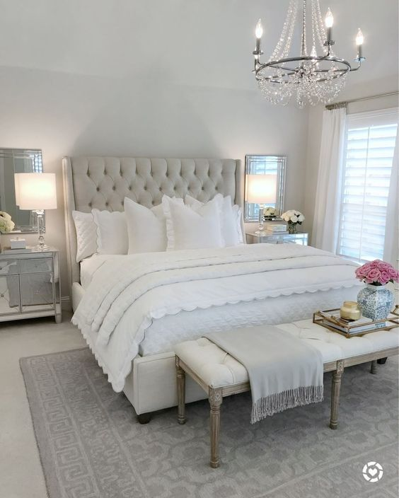home decor - 25+ Exquisitely Admirable Modern French Bedroom Ideas .