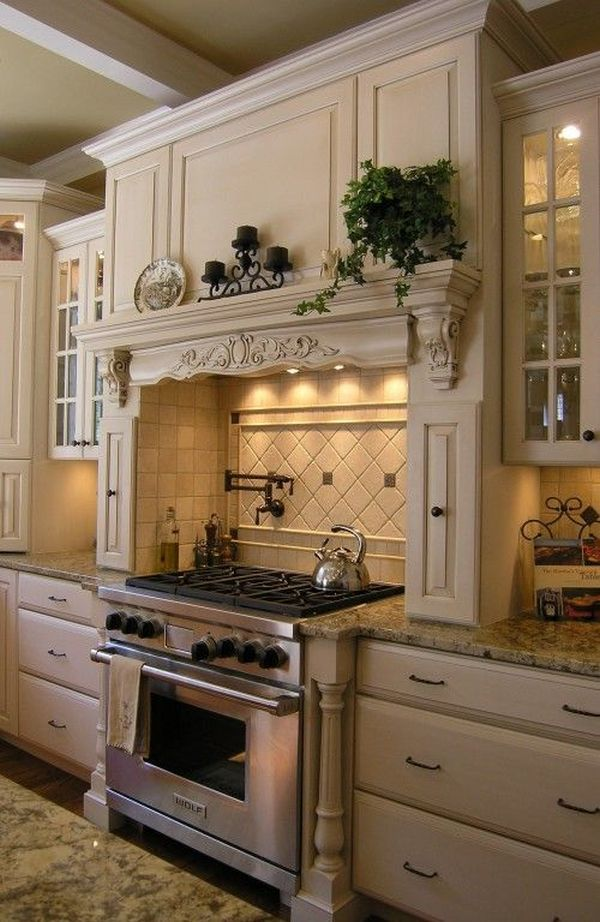 20 Ways to Create a French Country Kitchen | French country .