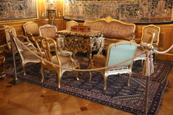 18th Century French Furniture - Picture of Hallwyl Museum .