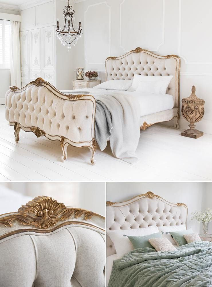 The History of French Bedroom Style | Bedroom styles, Bedroom .