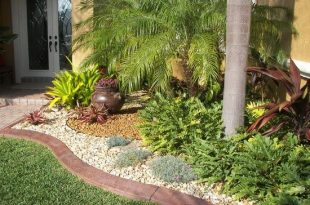 Florida Landscaping Ideas For Front Yard | Small Front Yard .