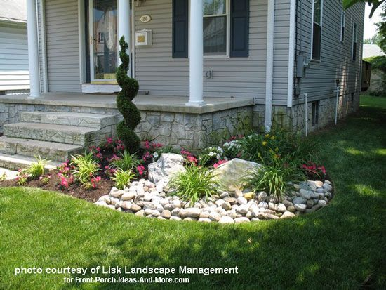 Front Yard Landscape Designs with Before and After Pictures | Yard .