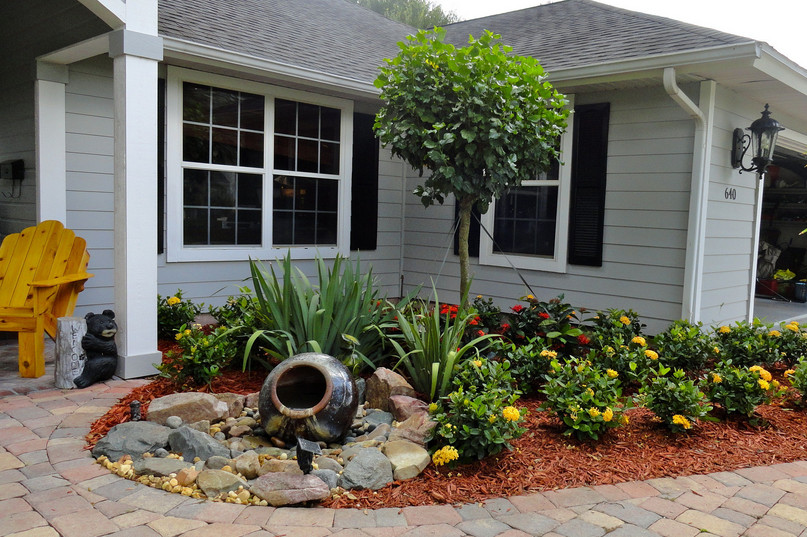 Front Yard Landscaping Ideas on a Budget - Landscaping Sydn