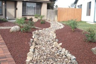 Rocks For Yard - Whatiswix Home Garden | Front yard landscaping .