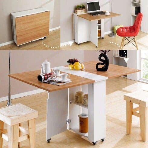 Top 16 Most Practical Space Saving Furniture Designs For Small .