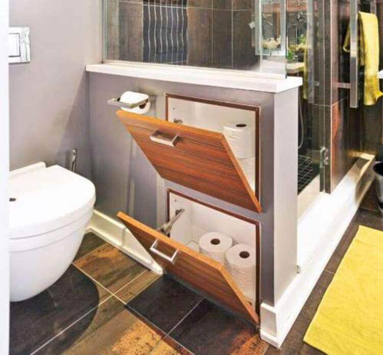 26 Great Hacks and Examples of Innovative Furniture for Small Spac