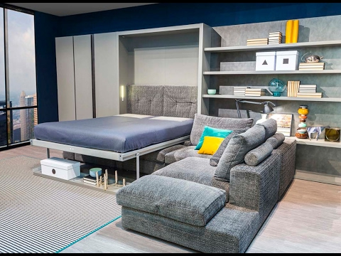 Best Space-Saving Furniture For Small Spaces - YouTu