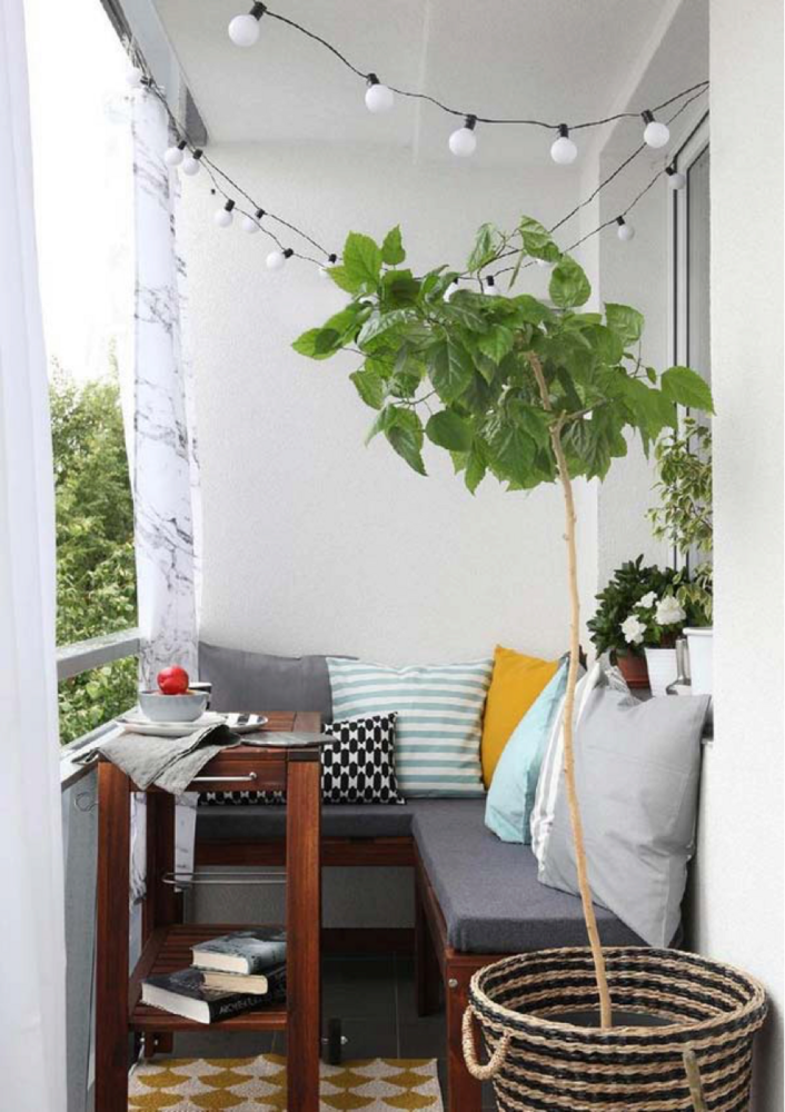 Small Space Outdoor Furniture to Buy Now for Summer 2019 .