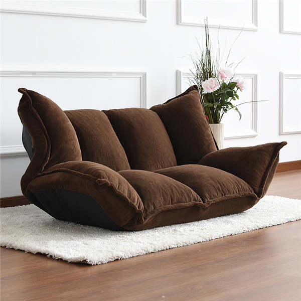 Floor Furniture Reclining Japanese Futon Sofa Bed Modern Folding .