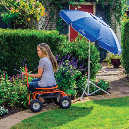 Garden Accessories - Garden Kneelers & More | Gardener's Ed