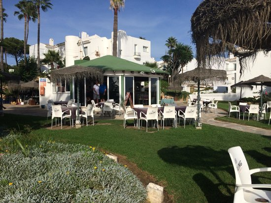 The Garden Bar, Malaga - Rocas del Mar - Restaurant Reviews .