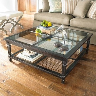 Large Square Glass Coffee Table for 2020 - Ideas on Fot
