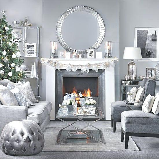 Gray And White Living Room Ideas Silver And Grey Living Room .