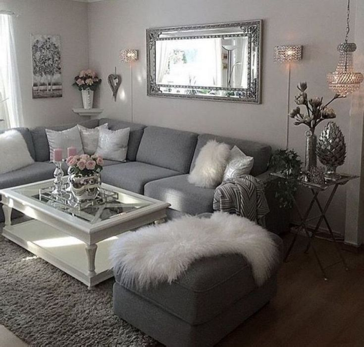 46 secret of modern grey living room apartment decorating ideas .