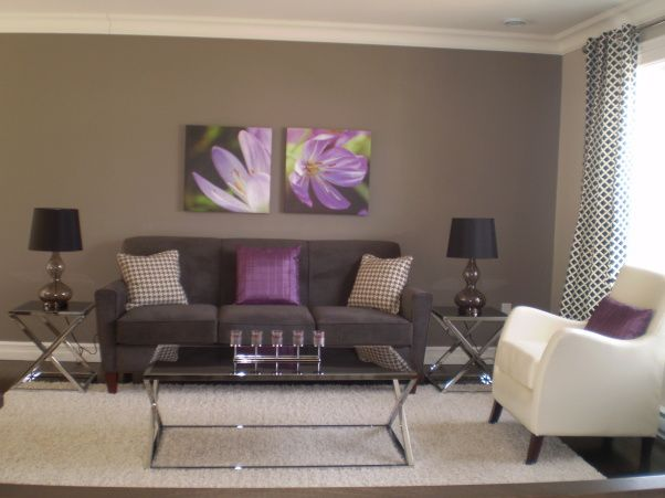 Information About Rate My Space | Purple living room, Living room .
