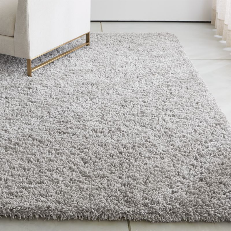 Memphis II Light Grey Rug | Crate and Barr