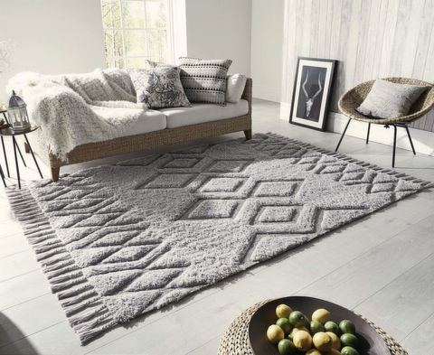 10 of the Best Grey Rugs - Large Rugs For Living Room, Bedroom and .
