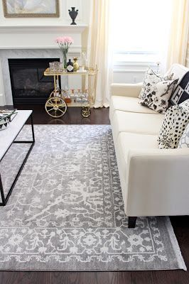 Meet Audrey: The Mid-Century Rug Your Living Room Deserves   Rugs .