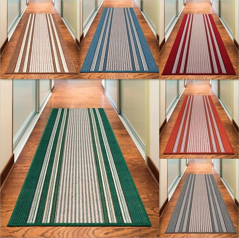 Details about Long Short Narrow Small Door Mats Washable Kitchen .
