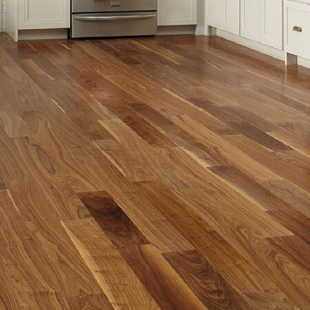 Hardwood Flooring at The Home Dep