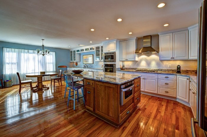 What is the Best Wood Flooring for a Kitchen? | Angie's Li