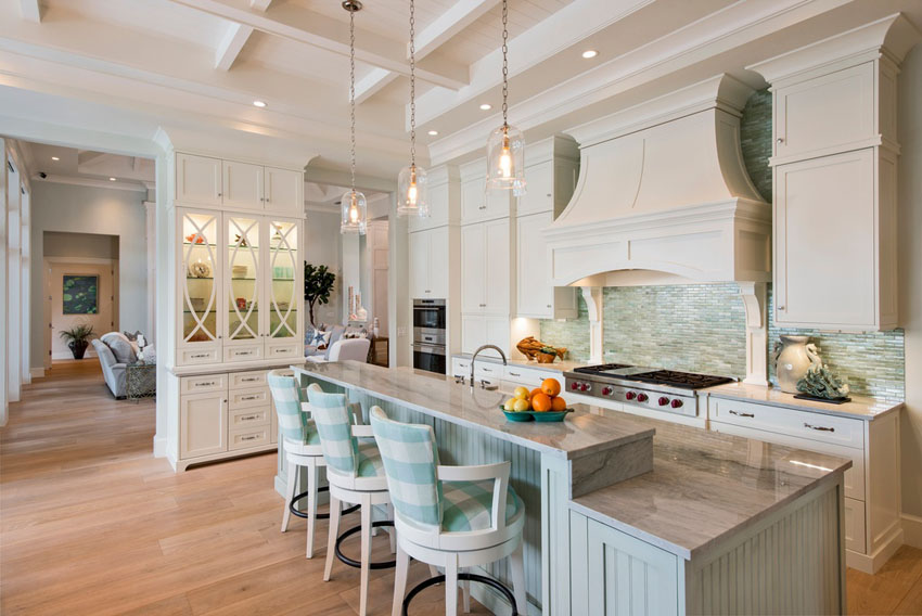 Contemporary Hardwood Floors In Kitchen Pros And Cons - New Design .
